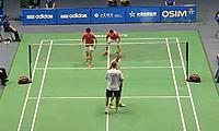 黄凯祥/郑思维VS彼德森/科丁 2013中国大师赛 男双1/8决赛视频