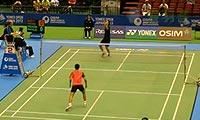 胡赟VS普拉尼斯 2013日本公开赛 男单1/16决赛视频