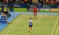 阮天明VS王睁茗 2013日本公开赛 男单1/16决赛视频