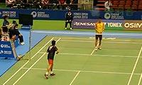 高欢VS坂井一将 2013日本公开赛 男单1/16决赛视频