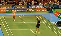 田儿贤一VS陈跃坤 2013日本公开赛 男单1/16决赛视频