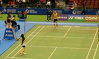 楠濑优香VS孙瑜 2013日本公开赛 女单1/16决赛视频