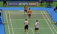 彼德森/科丁VS费尔纳迪/基多 2013日本公开赛 男双1/16决赛视频