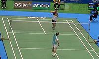 李宗伟VS帕瓦尔 2013日本公开赛 男单1/8决赛视频