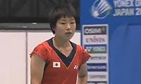 山口茜VS桥本由衣 2013日本公开赛 女单1/4决赛明仕亚洲官网