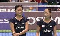 佩蒂森/尤尔VS松友美佐纪/高桥礼华 2013日本公开赛 女双半决赛视频