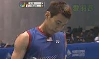 李宗伟VS田儿贤一 2013日本公开赛 男单决赛视频