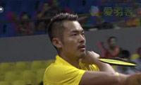 林丹VS李昱 2013中国羽超联赛 男单资格赛视频