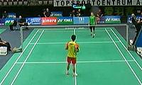 黄宇翔VS梅耶斯 2013荷兰公开赛 男单1/16决赛视频