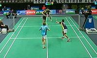 李根/张楠VS菲利普/鲁波宁 2013荷兰公开赛 男双1/8决赛视频