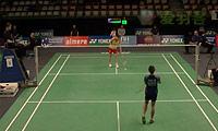 菲比VS邓旋 2013荷兰公开赛 女单1/8决赛视频