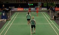 班克尔/内德尔奇娃VS蓬迪/布桑兰 2013荷兰公开赛 女双1/8决赛视频