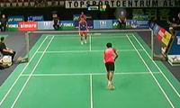 薛松VS黄梓良 2013荷兰公开赛 男单1/4决赛视频