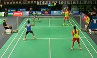 鲁恺/汤金华VS法蒂拉赫/安格莱尼 2013荷兰公开赛 混双1/4决赛视频