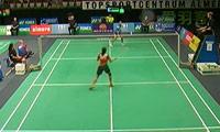 海拉VS蓬迪 2013荷兰公开赛 女单1/4决赛视频