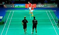 安德斯/索伦森VS爱德考克/埃利斯 2013丹麦公开赛 男双1/16决赛视频