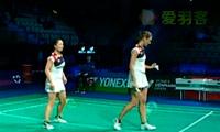 克鲁斯/罗布克VS奥利弗/罗伯特肖 2013丹麦公开赛 女双1/16决赛视频