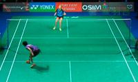 杰克斯菲德VS陈嘉园 2013丹麦公开赛 女单1/16决赛视频