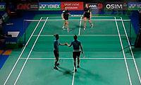 迈肯/蒂格森VS郑景银/金荷娜 2013丹麦公开赛 女双1/16决赛视频