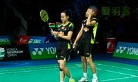 张楠/赵芸蕾VS科丁/尤尔 2013丹麦公开赛 混双1/8决赛视频