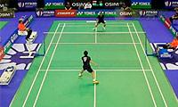 胡赟VS桃田贤斗 2013法国公开赛 男单1/16决赛视频