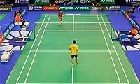 佐佐木翔VS张维峰 2013法国公开赛 男单1/16决赛视频