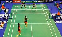 徐晨/马晋VS科丁/尤尔 2013法国公开赛 混双1/16决赛视频