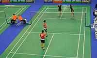 张艺娜/金昭映VS克鲁斯/罗布克 2013法国公开赛 女双1/8决赛视频