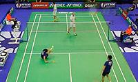 古健杰/陈文宏VS爱德考克/埃利斯 2013法国公开赛 男双1/4决赛视频