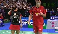 苏吉特/莎拉丽VS徐晨/马晋 2013法国公开赛 混双半决赛视频