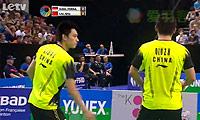 费尔纳迪/基多VS刘小龙/邱子瀚 2013法国公开赛 男双半决赛视频