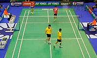 李龙大/柳延星VS玛尼蓬/尼迪蓬 2013法国公开赛 男双1/8决赛视频