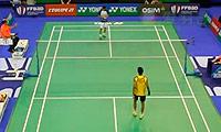 李宗伟VS贾亚拉姆 2013法国公开赛 男单1/8决赛视频