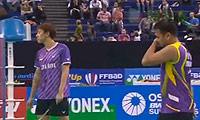 费尔纳迪/基多VS古健杰/陈文宏 2013法国公开赛 男双决赛视频