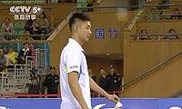 王睁茗VS郭凯 2013中国羽超联赛 男单资格赛视频