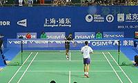 王睁茗VS欧斯夫 2013中国公开赛 男单1/16决赛视频