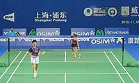 韩利VS裴延姝 2013中国公开赛 女单1/16决赛视频