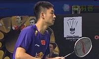 王睁茗VS苏吉亚托 2013中国公开赛 男单1/8决赛视频