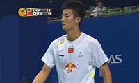 谌龙VS刘国伦 2013中国公开赛 男单1/4决赛视频