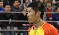 李炫一VS田厚威 2013韩国黄金赛 男单半决赛明仕亚洲官网
