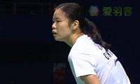 李雪芮VS王适娴 2013中国公开赛 女单决赛视频