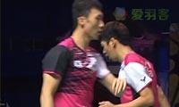 李龙大/柳延星VS云天豪/陈伟强 2013中国公开赛 男双决赛视频