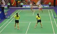 沙威丽/娜丽莎帕VS格里斯威斯基/迈克斯 2013香港公开赛 女双1/16决赛视频