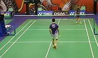 田儿贤一VS高欢 2013香港公开赛 男单1/16决赛视频