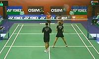 吴柳萤/陈炳顺VS福克斯/迈克斯 2013香港公开赛 混双1/8决赛视频