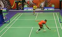 约根森VS周天成 2013香港公开赛 男单1/8决赛视频