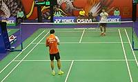波萨那VS魏楠 2013香港公开赛 男单1/8决赛视频