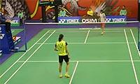 李雪芮VS布桑兰 2013香港公开赛 女单1/8决赛视频