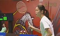 蓬迪VS李雪芮 2013香港公开赛 女单1/4决赛视频