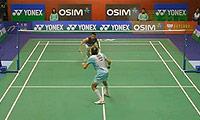 李宗伟VS约根森 2013香港公开赛 男单1/4决赛视频